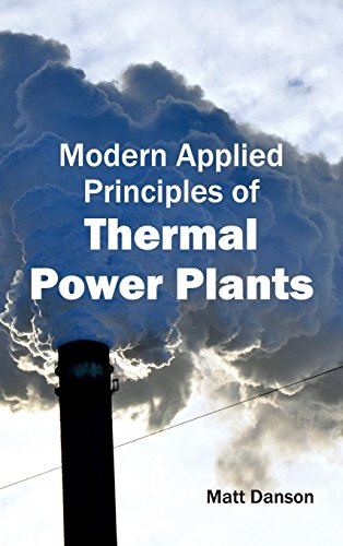 9781632403568: Modern Applied Principles of Thermal Power Plants