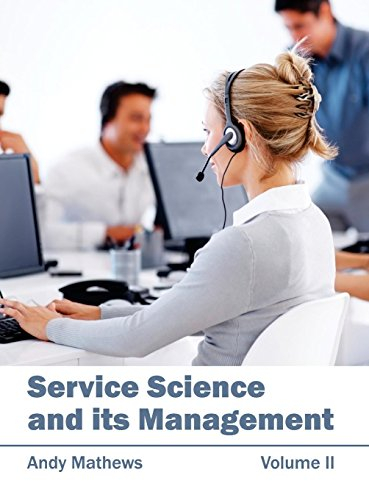 Service Science and its Management: Volume II