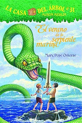 El Verano de La Serpiente Marina: Osborne, Mary Pope