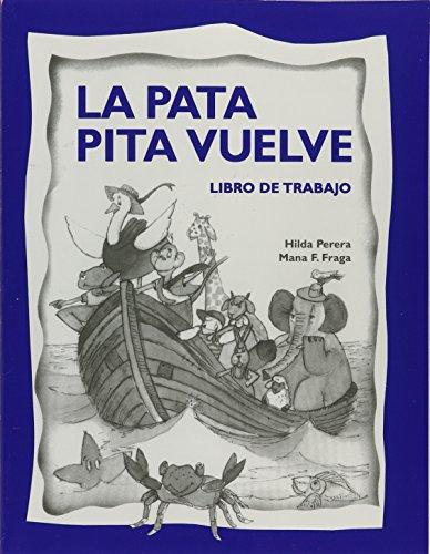 9781632456281: La Pata Pita vuelve libro de trabajo (Spanish Edition)