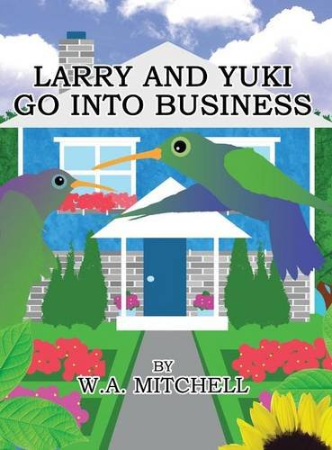 9781632498229: Larry and Yuki Go Into Business