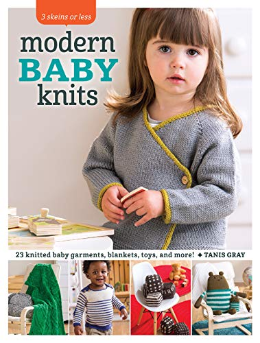 9781632501523: 3 Skeins or Less - Modern Baby Knits: 23 Knitted Baby Garments, Blankets, Toys, and More!