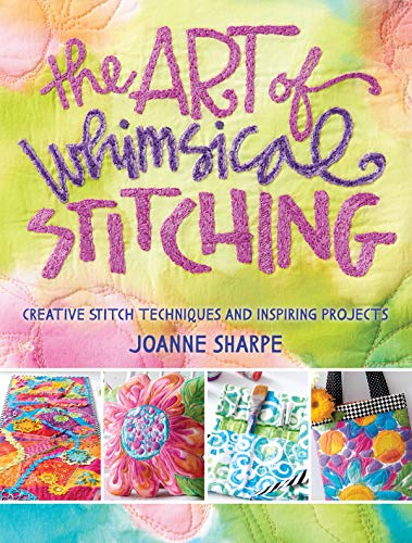 9781632502056: The Art of Whimsical Stitching: Creative Stitch Techniques and Inspiring Projects