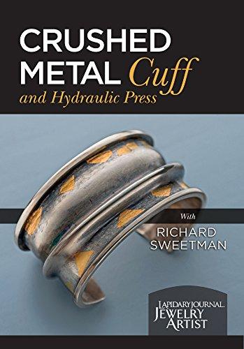 9781632502438: Crushed Metal Cuff & Hydraulic Press