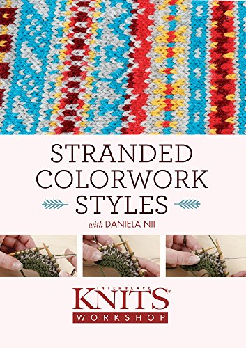 9781632502445: Stranded Colorwork Styles