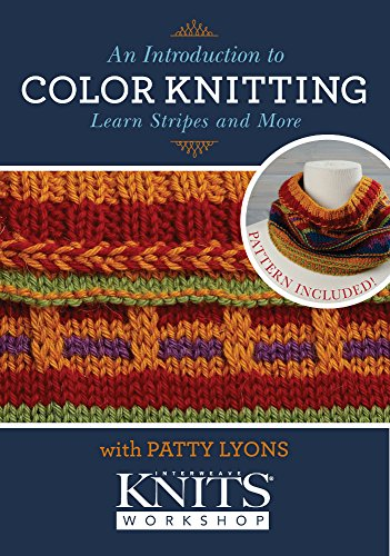 9781632502735: An Introduction to Color Knitting: Learn Stripes and More