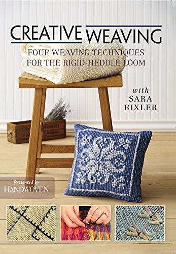 9781632503084: Creative Weaving: Four Weaving Techniques for the Rigid-Heddle Loom