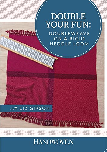 9781632504869: Double Your Fun: Doubleweave on a Rigid Heddle Loom