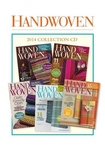 9781632505323: Handwoven 2014 Collection CD