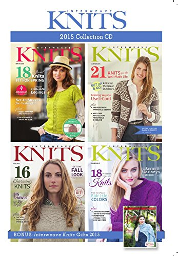 9781632505385: Interweave Knits 2015 Collection