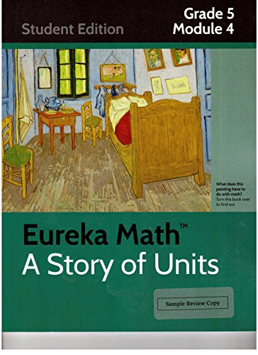 9781632550361: Eureka Math A Story of Units Student Edition Grade 5 Module 4
