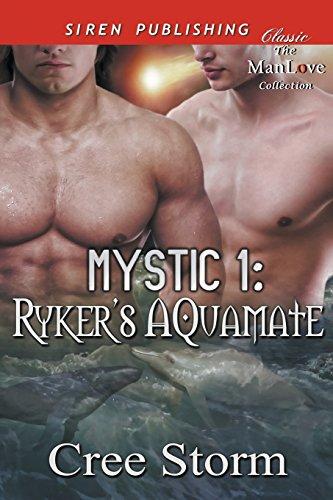 9781632592712: MYSTIC 1: Ryker's Aquamate (Siren Publishing Classic ManLove)