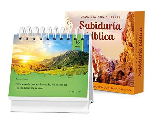 Sabiduria Biblica /Biblical Wisdom: Un Diario Quotebook: Wexler, Brooke (Compiler)/