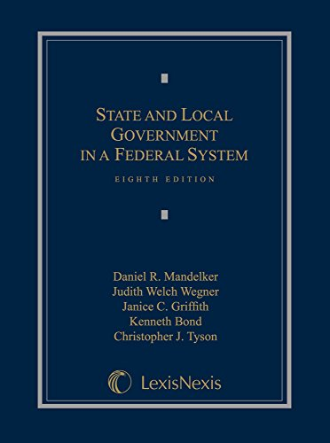9781632808240: State and Local Government in a Federal System (2014)