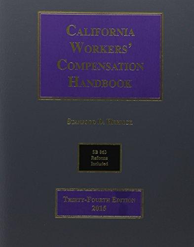 9781632809285: Herlick, California Workers' Compensation Handbook