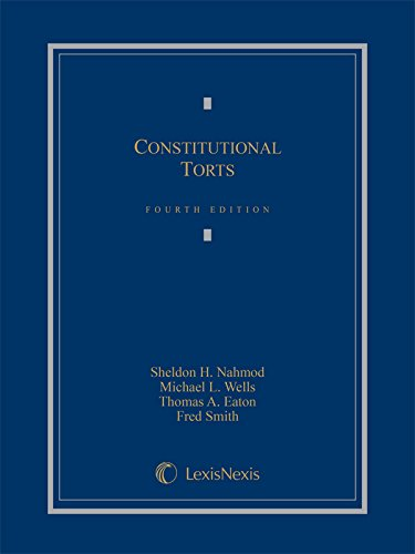 9781632815507: Constitutional Torts, 2015