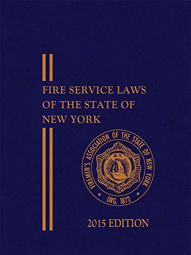 9781632820457: FASNY Fire Service Laws of the State of New York