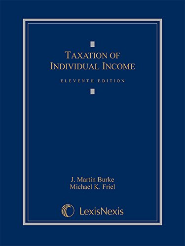 9781632824424: Taxation of Individual Income