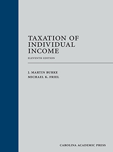 9781632824448: Taxation of Individual Income (LooseLeaf Version)