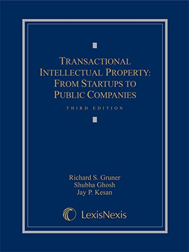 9781632824561: Transactional Intellectual Property: From Startups to Public Companies (Loose-leaf)