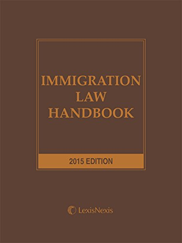9781632825957: Immigration Law Handbook