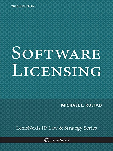 9781632827531: Software Licensing (2015)
