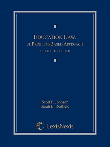 9781632833143: Education Law: A Problem-Based Approach