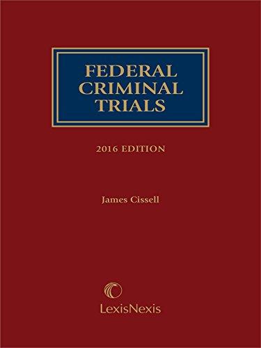 9781632844293: Federal Criminal Trials