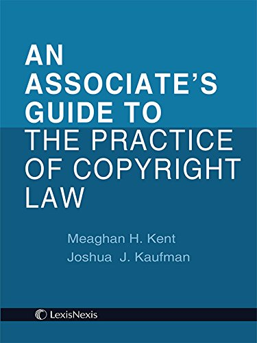 9781632846143: Associate's Guide to the Practice of Copyright Law, 2015 Edition