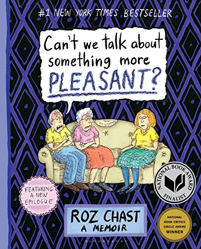 9781632861016: Can't We Talk about Something More Pleasant?: A Memoir