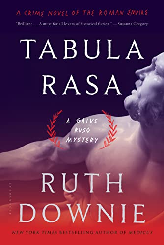 9781632861047: Tabula Rasa: A Crime Novel of the Roman Empire (The Medicus Series)