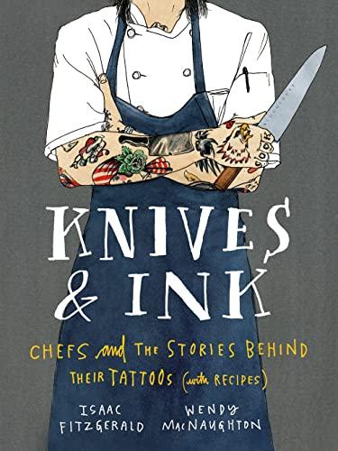9781632861214: Knives & Ink