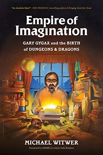 9781632862037: Empire of Imagination: Gary Gygax and the Birth of Dungeons & Dragons
