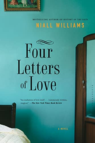 9781632863188: Four Letters of Love