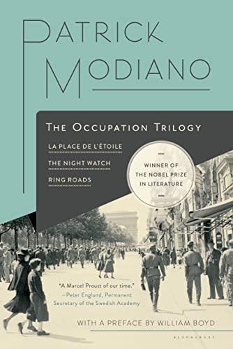 The Occupation Trilogy: La Place de l'Étoile: Patrick Modiano