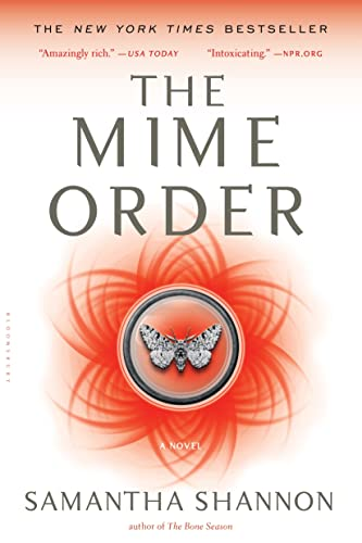 9781632868497: The Mime Order (Bone Season)