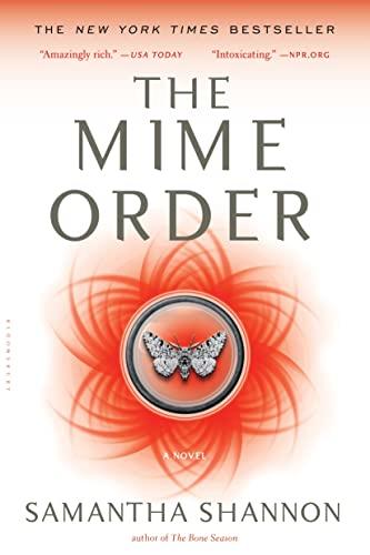 9781632868497: The Mime Order (Bone Season)
