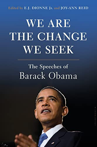9781632869463: We Are the Change We Seek: The Speeches of Barack Obama