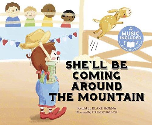 She'll Be Coming Around the Mountain (Tangled Tunes): Hoena, Blake