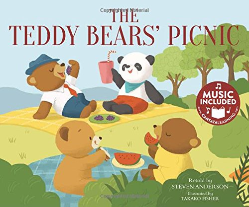 9781632903709: Teddy Bears' Picnic (Sing-along Animal Songs)