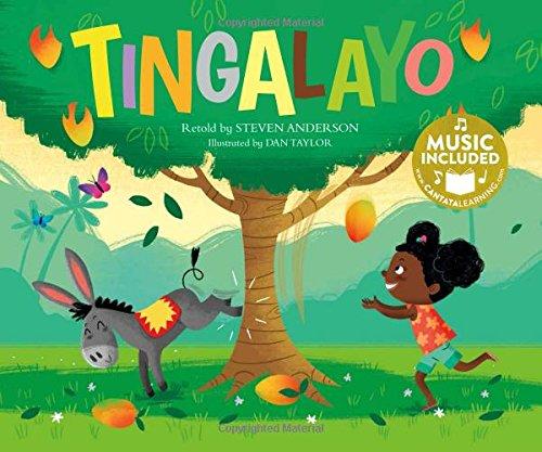 Tingalayo (Sing-along Animal Songs): Anderson, Steven