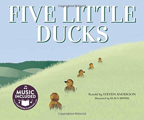 9781632903839: Five Little Ducks (Sing-along Math Songs)