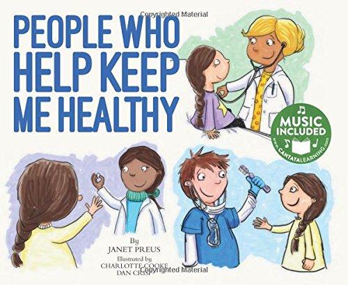 People Who Help Keep Me Healthy: Preus, Janet