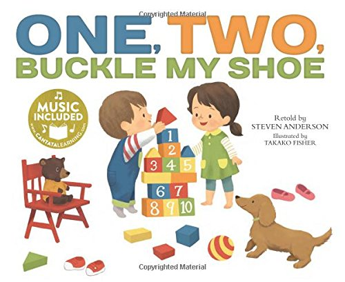 One, Two, Buckle My Shoe (Sing-Along Songs): Anderson, Steven