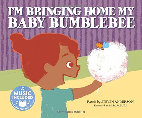 9781632905000: I'm Bringing Home My Baby Bumblebee (Sing-along Animal Songs)