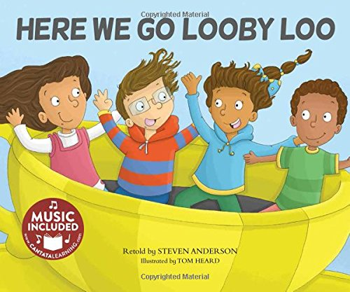 9781632905093: Here We Go Looby Loo (Sing-along Silly Songs)