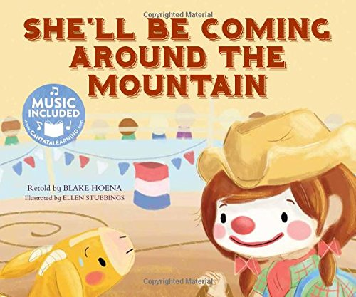 She'll Be Coming Around the Mountain (Tangled Tunes): Blake Hoena