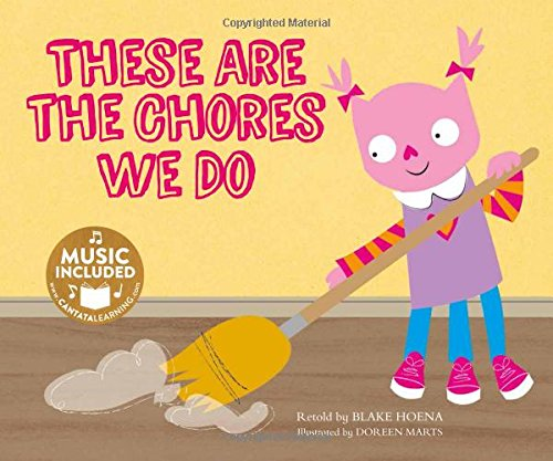 These Are the Chores We Do (Tangled Tunes): Blake Hoena