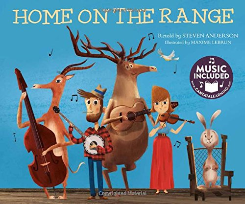 9781632905369: Home on the Range (Sing-along Science Songs)