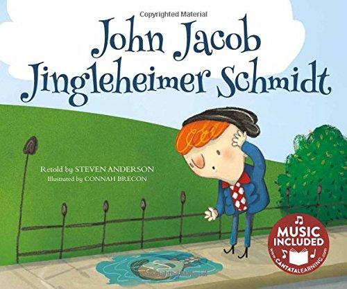 9781632905406: John Jacob Jingleheimer Schmidt (Sing-along Silly Songs)